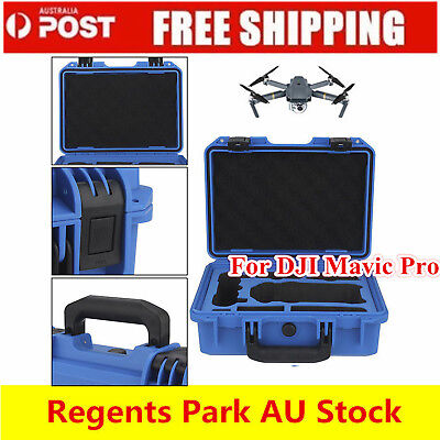 AU49.55 • Buy AU Waterproof Hardshell Bag For DJI &Mavic Pro Hard Carry Box Drone Storage Case