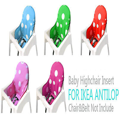 £12.98 • Buy Highchair Seat Covers Insert Mat Cushion Washable Fold Able Baby Ikea Antilop