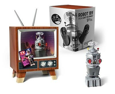 AU61.23 • Buy Lost In Space Model Kit - Mini Robot B9 SDCC 2016 Exclusive