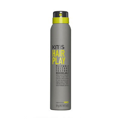 AU27.16 • Buy KMS Hair Play Playable Texture Spray 200ml