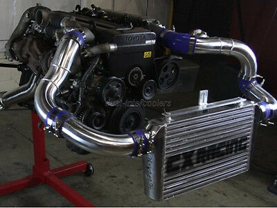 top mount intercooler toyota