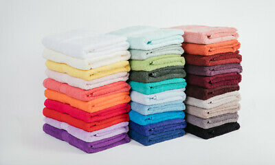 AU18.90 • Buy  MILDTOUCH  Combed Cotton Towels (5 Sizes & 30 Colours) Flat Postage $8
