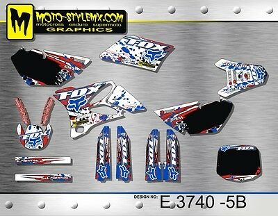 AU159.90 • Buy Yamaha YZ 85 2001 Up To 2014 Graphics Decals Kit Moto StyleMX