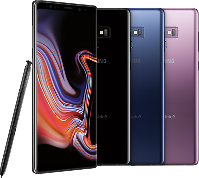 $ CDN1158.27 • Buy New-Samsung Galaxy Note9 SM-N960U -128GB - AT&T/T-mobile UNLOCKED Smartphone