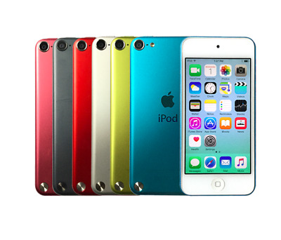 £101.65 • Buy NEW Apple Ipod Touch 5th Generation Assorted Colors 16gb 32gb 64gb