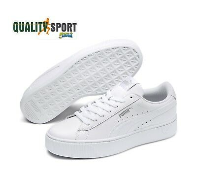 sneakers puma donna bianche