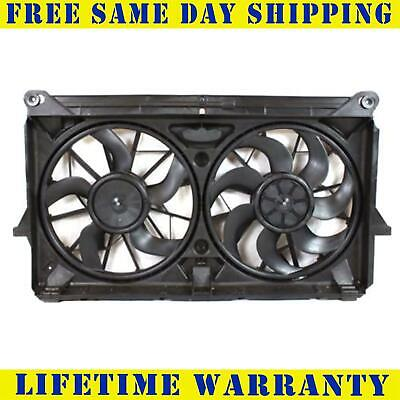 $118.22 • Buy Radiator And Condenser Fan For GMC Sierra 2500 HD Chevrolet GM3115212
