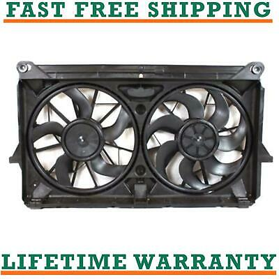 $117.96 • Buy Radiator And Condenser Fan For GMC Sierra 2500 HD Chevrolet GM3115212