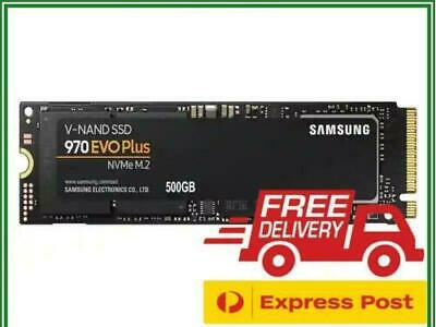 AU146 • Buy Samsung 970 EVO PLUS 500GB M.2 NVMe PCIe3.0 X4 Internal Solid State Drive SSD