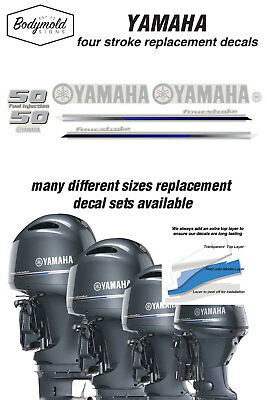 AU79 • Buy YAMAHA  50HP Four Stroke 2013 Outboard Decals