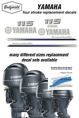 AU89 • Buy YAMAHA  115HP Four Stroke 2013 Outboard Decals