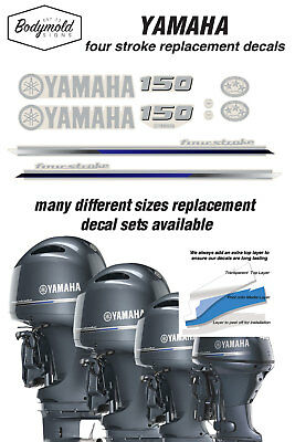 AU89 • Buy YAMAHA  150HP  Four Stroke 2013 Outboard Decals