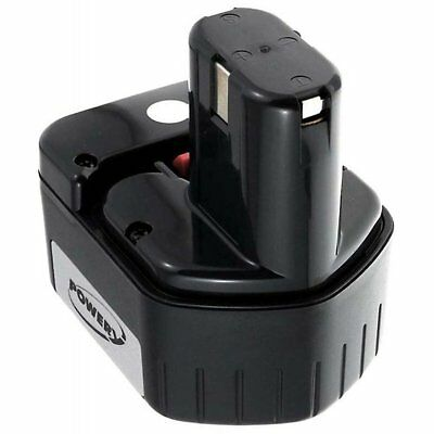 Battery For Hitachi Cordless Impact Wrench WR 12DM2 3000mAh NiMH 12V 3000mAh/36W • 68.80£