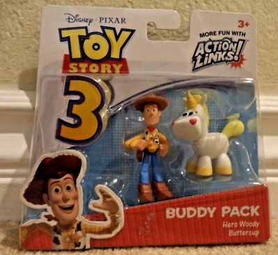 £12.41 • Buy  Toy Story Buddy Pack Hero Woody &  Buttercup *new*