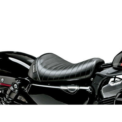 $283.46 • Buy Le Pera Pleated Bare Bones Solo Seat 2010-19 Harley 48/72 Sportster XL1200X/V