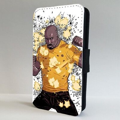 £9.95 • Buy Luke Cage Hero For Hire Marvel FLIP PHONE CASE COVER For IPHONE SAMSUNG