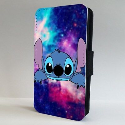 £9.95 • Buy Lilo Stitch Disney Space Stars FLIP PHONE CASE COVER For IPHONE SAMSUNG