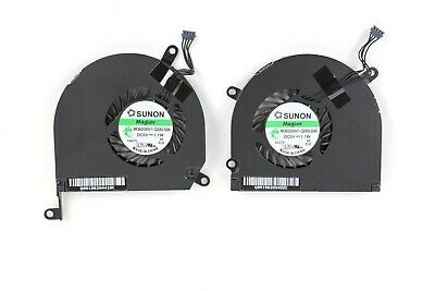 $12.77 • Buy Apple Macbook Pro 15  Left & Right Cpu Cooling Fan A1286 2010 2011 2012