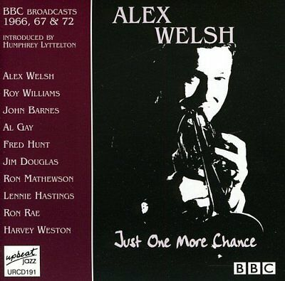 Alex  Welsh And Band - One More Chance [CD] • 11.04£