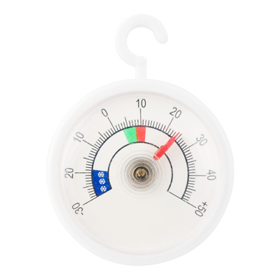 £4.99 • Buy Fridge Or Freezer Thermometer Fi52 Dial Colour Coded Zones Ideal For Home
