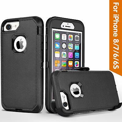 AU20.26 • Buy For IPhone 6 7 8 Plus Case Cover With Belt Clip (Fits Otterbox Defender Series)