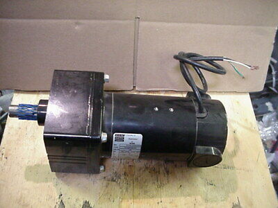 $294.95 • Buy NEW Bodine 6154 Right Angle DC Gearmotor Gear Motor 1/8hp 57rpm 33A5BEPM-W3