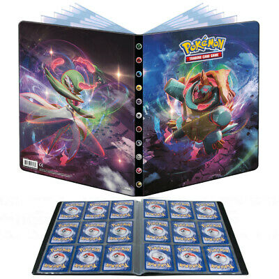 Pokeball Ultra Pro Pokemon Card Folder A4 9 Pocket Portfolio Binder Album • 13.95£
