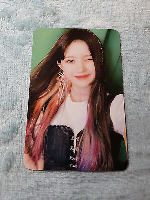$ CDN5.22 • Buy 19)fromis_9 Special Single Album From.9 LOVE BOMB Hayoung Type-A Photo Card