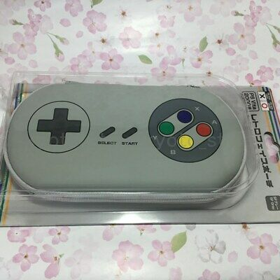 £23.60 • Buy PS Vita Retro SNES SFC Famicon Pouch Case Cover PlayStation For PCH-2000 JAPAN