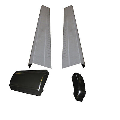 $149.99 • Buy 99-06 Chevy Pickup Extended Cab 3 Door Rocker Panels And Cab Corners - FREE SHIP