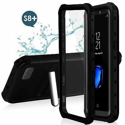 $ CDN21.59 • Buy For Samsung Galaxy S8 Plus Waterproof Case Shockproof With Built-in Kickstand S8