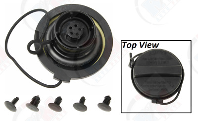 $18.95 • Buy Gas Cap For Fuel Tank With TETHER / Strap For HUMMER / ISUZU / PONTIAC