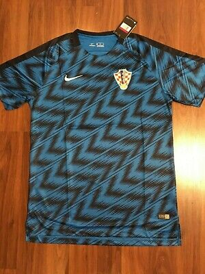 Nike Croatia Hrvatska 2018 National Team Warm Up Jersey Size XXL -  VATRENI!! • 3718ba6b5