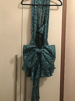 Handmade Pagent Dress Prom Dress Size Small • 50£