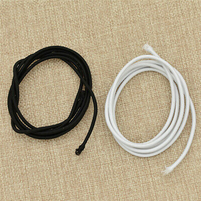 $ CDN1.89 • Buy Solid Round Elastic Cord Polyester DIY Handcraft Sewing Accessories 2.5mm