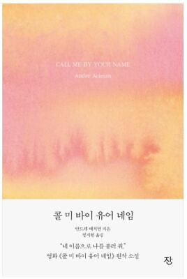 AU30.71 • Buy Call Me By Your Name: A Novel ( Korean Ver.) Learn Korean CMBYN