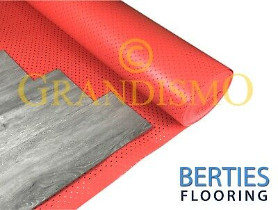 Underlay For Underfloor Heating Systems (UFH) 1m X 10m Roll - Wood / Laminate • 34.99£