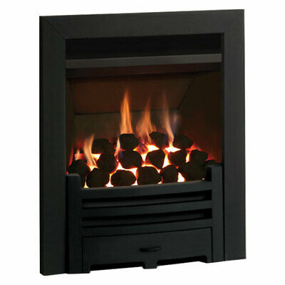 Gazco 16  VFC Convector Fire, Natural Gas, Reduced Draught, Coal Effect  • 355£