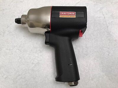 Craftsman Professional 1 2 Dr Impact Wrench 109 99