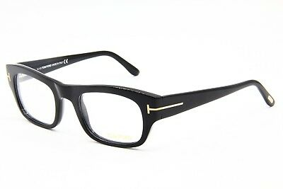 a39986e82de Brand New Tom Ford Tf 5415 001 Black Eyeglasses Authentic Frame Rx Tf5415  50-21