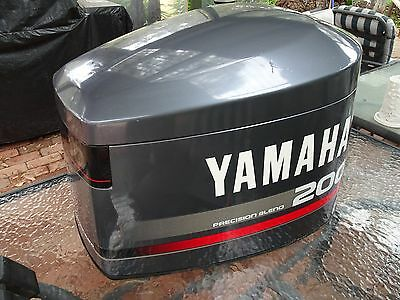 AU100 • Buy Yamaha 200 Outboard Cover Cowling