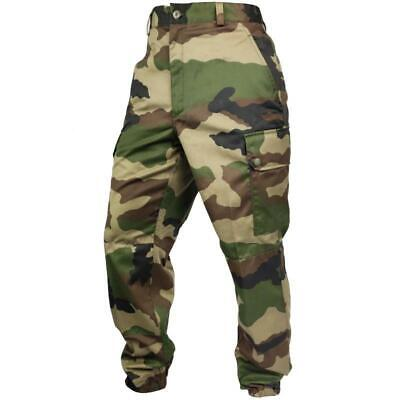$30.65 • Buy Genuine French Army Combat Pants Military CCE Camo T2 Trousers France NEW