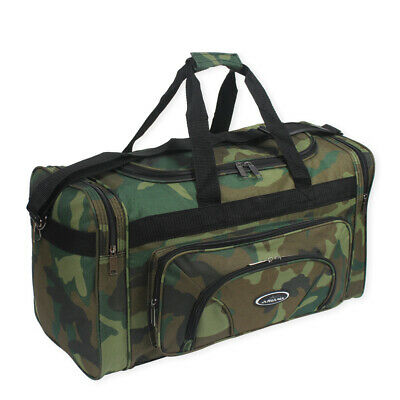 £119.95 • Buy Camouflage High Quality Lightweight Holdall Duffle Cargo Travel Cabin Gym Bag