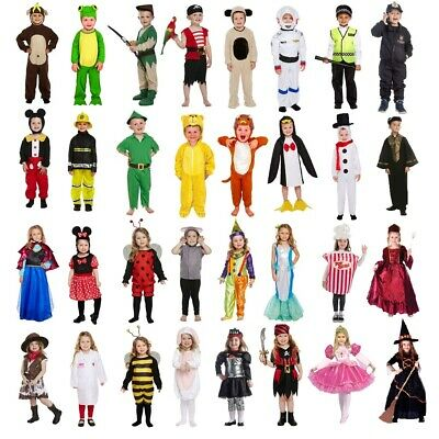 £7.99 • Buy Toddler Fancy Dress Up Costume Child Boy Girl Outfit World Book Day Kids 2-3 Yr