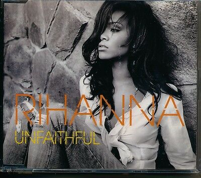 AU8.80 • Buy Unfaithful - Rihanna Cd Single As Pictured