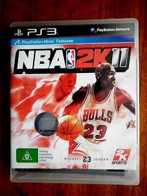 AU9 • Buy Ps3 Nba 2k11 Michael Jordan