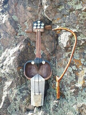 $ CDN484.65 • Buy Qobuz, Kobyz, Violin, Cello. Richly Decorated With Silver Coins. SALE