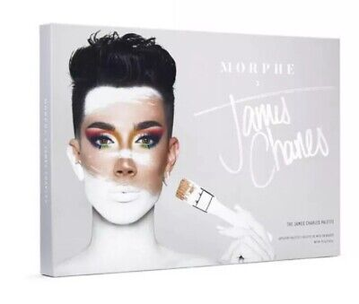 $110 • Buy JAMES CHARLES MORPHE Artistry Pallet 100% NEW AUTHENTIC Free FAST Shipping