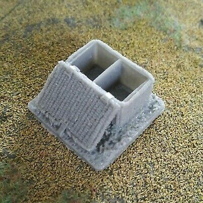 28mm WW2 British Airborne Paratrooper Arnhem Supply Drop Cannister Container (A) • 2£