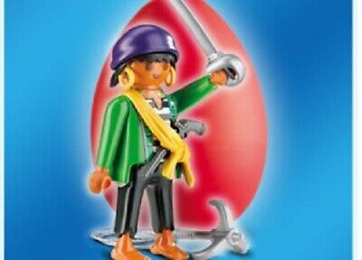 £6.48 • Buy Playmobil Easter Pirate Egg Red Play Set 4919 NEW NIB Sealed Retired